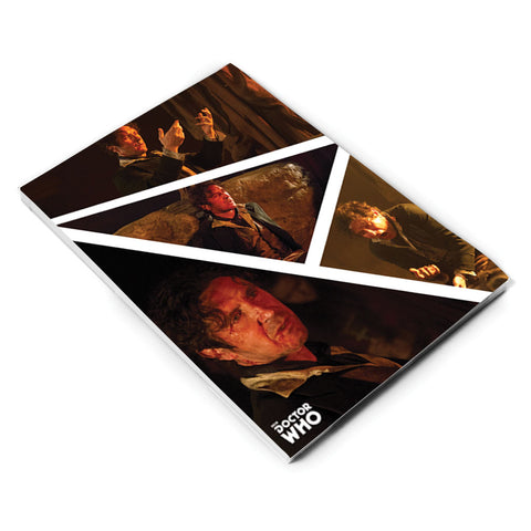 Eighth Doctor Photographic A5 Notepad
