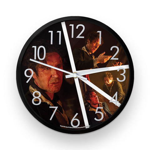 Eighth Doctor Photographic Clock
