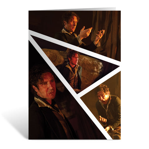 Eighth Doctor Photographic Greeting Card