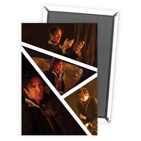 Eighth Doctor Photographic Magnet