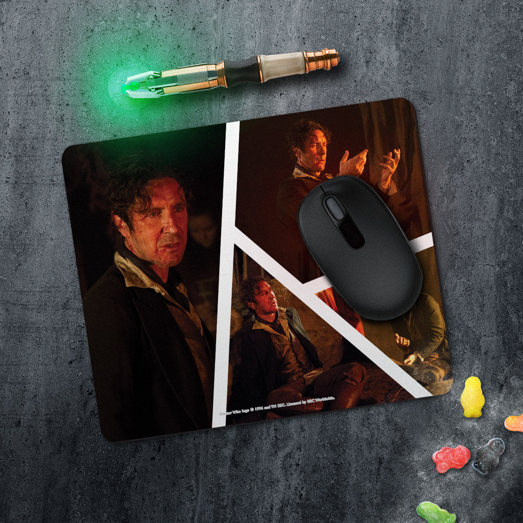Eighth Doctor Photographic Mousemat (Lifestyle)
