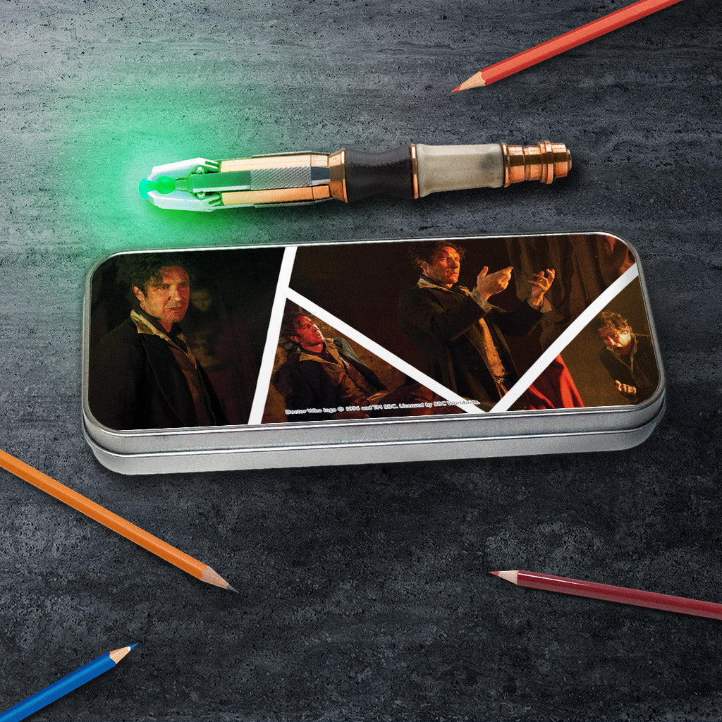 Eighth Doctor Photographic Pencil Tin (Lifestyle)