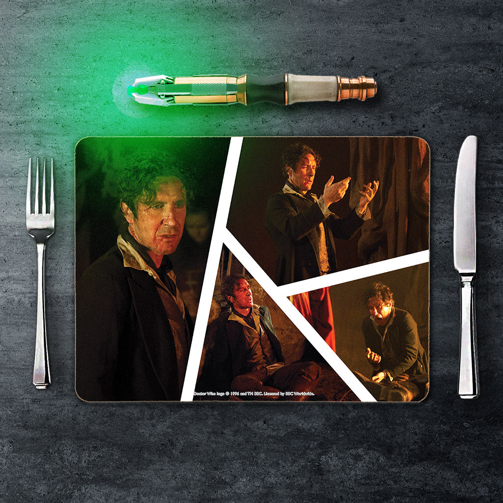 Eighth Doctor Photographic Placemat (Lifestyle)