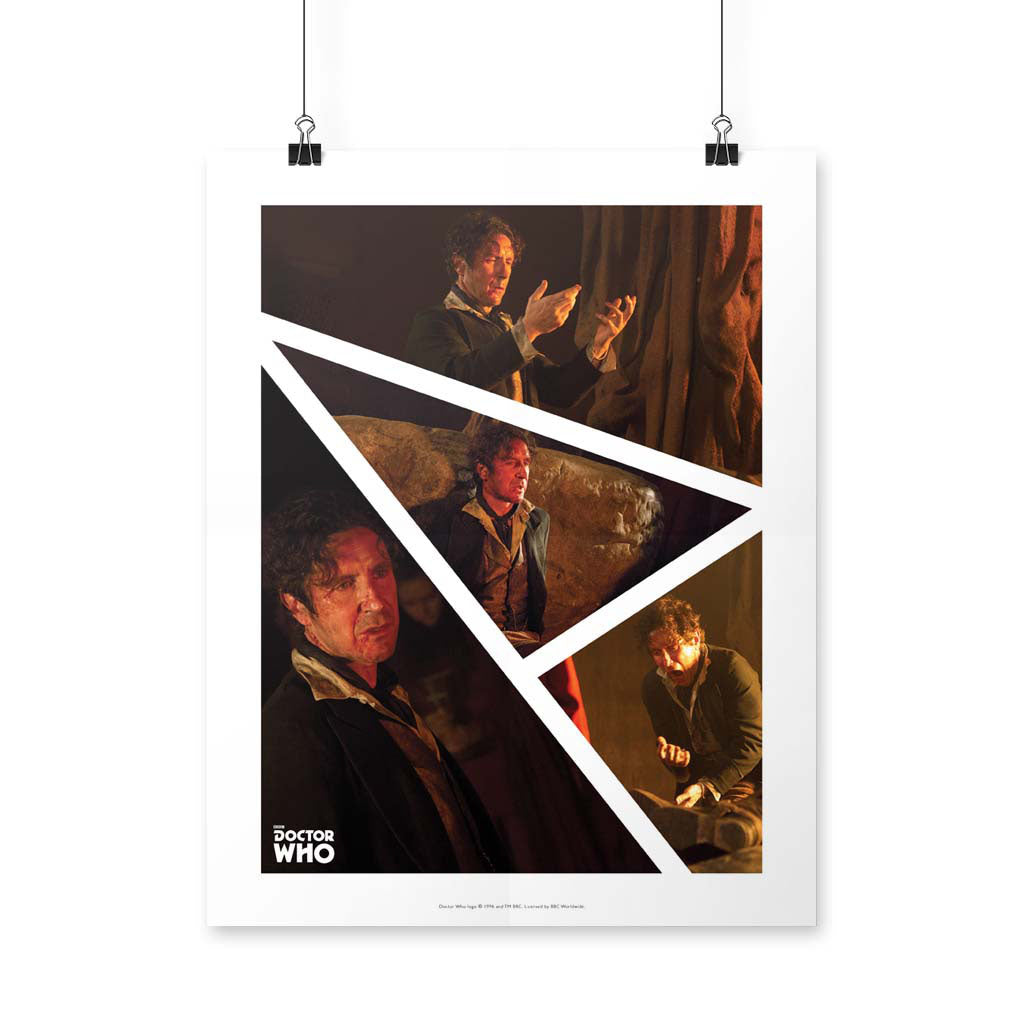 Eighth Doctor Photographic Art Print