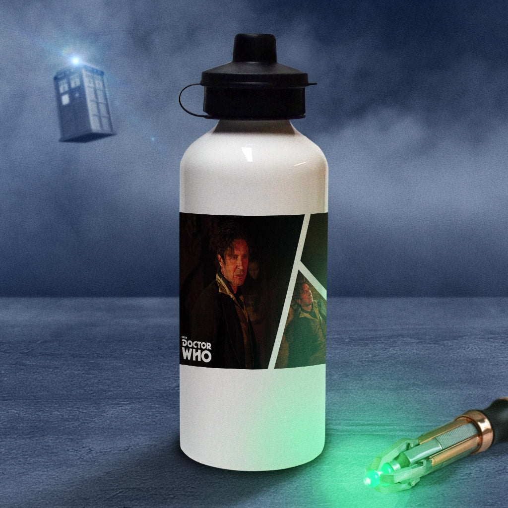 Eighth Doctor Photographic Water Bottle (Lifestyle)