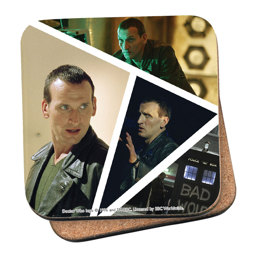 Ninth Doctor Photographic Coaster