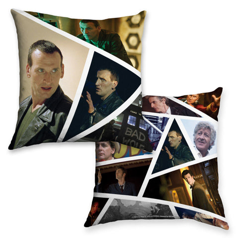 Ninth Doctor Photographic Cushion