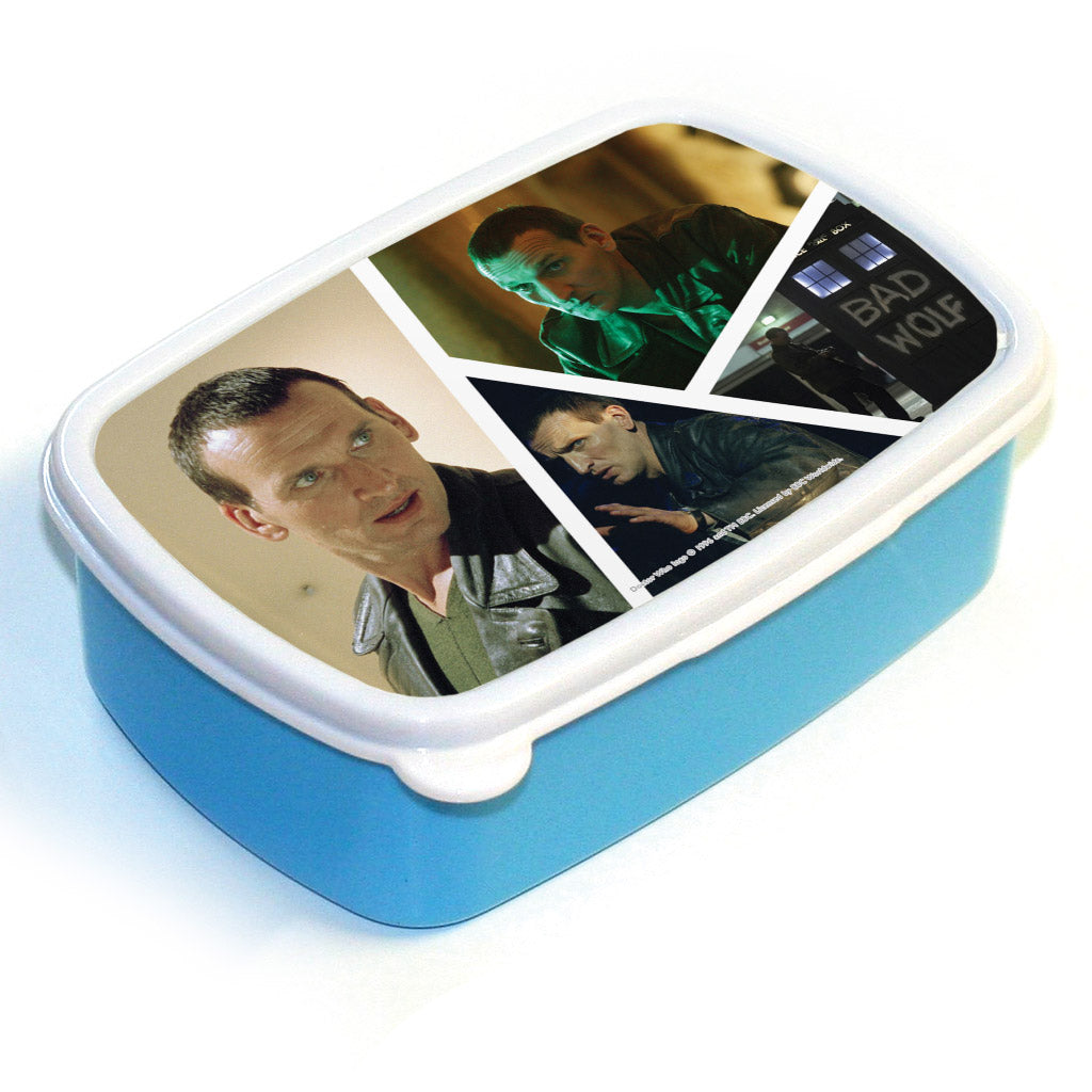 Ninth Doctor Photographic Lunchbox