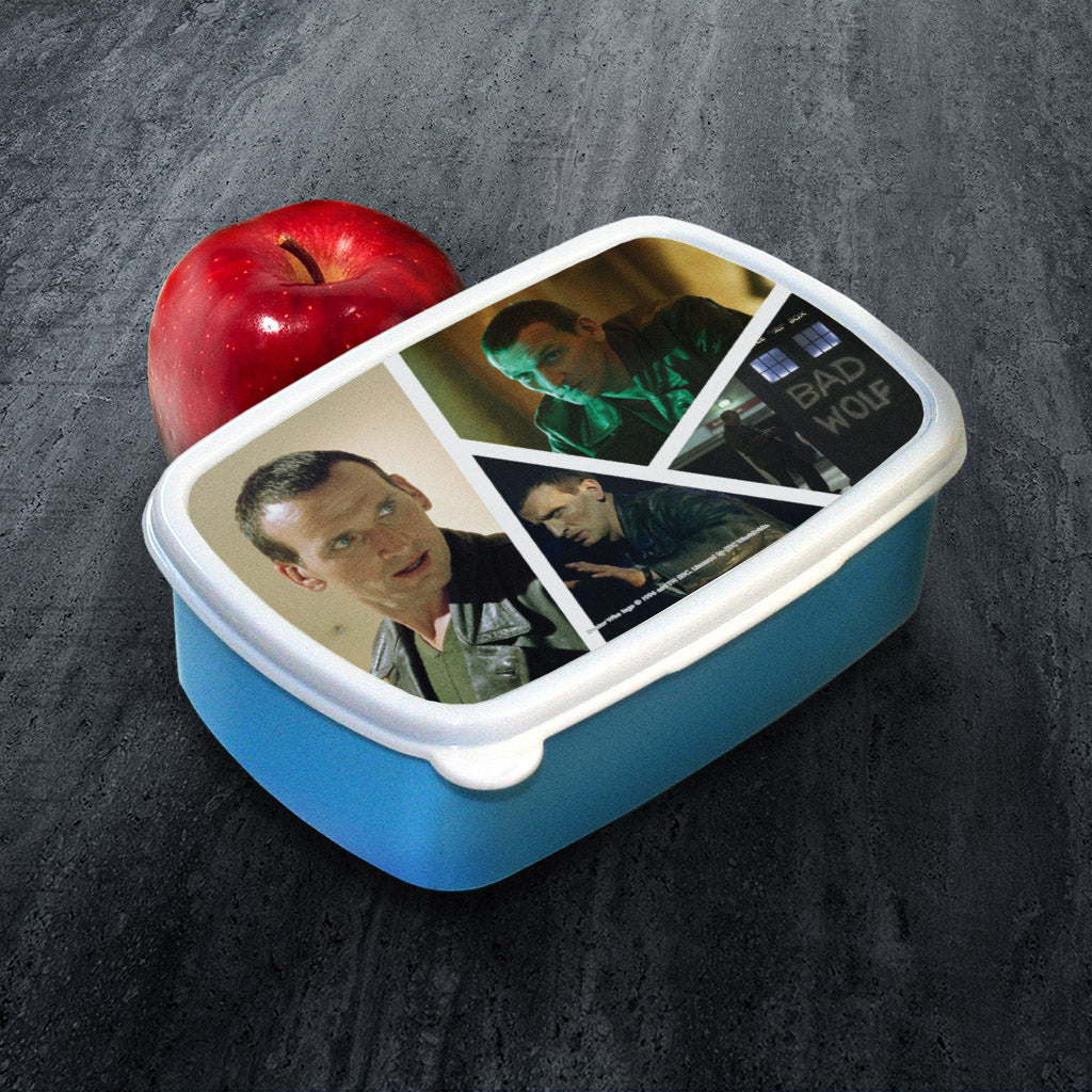 Ninth Doctor Photographic Lunchbox (Lifestyle)