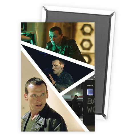 Ninth Doctor Photographic Magnet