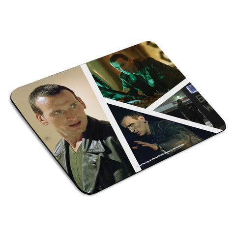 Ninth Doctor Photographic Mousemat