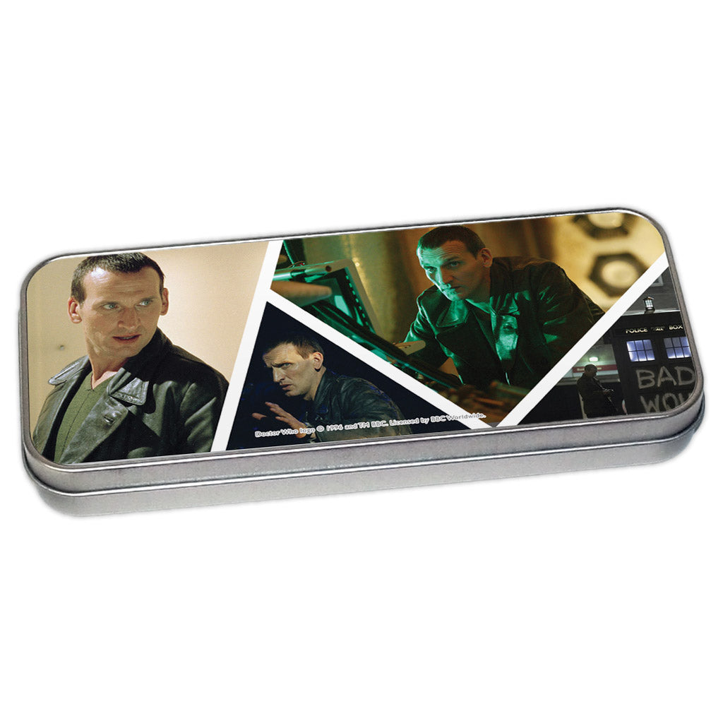 Ninth Doctor Photographic Pencil Tin