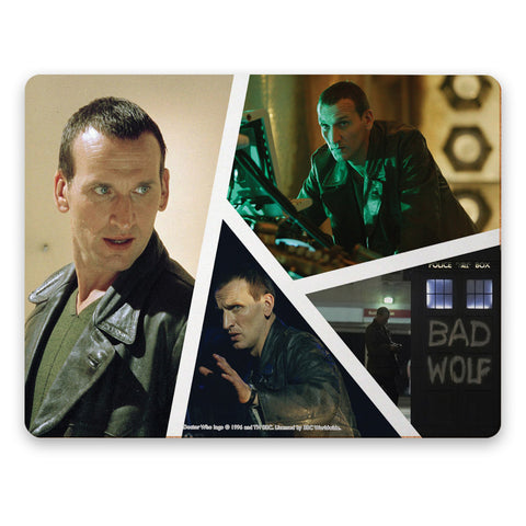 Ninth Doctor Photographic Placemat
