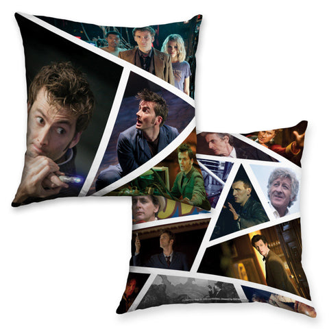Tenth Doctor Photographic Cushion