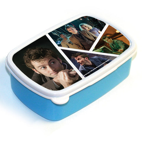 Tenth Doctor Photographic Lunchbox