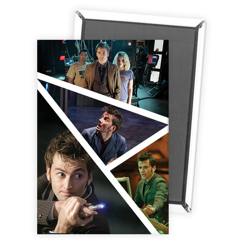 Tenth Doctor Photographic Magnet