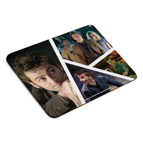 Tenth Doctor Photographic Mousemat