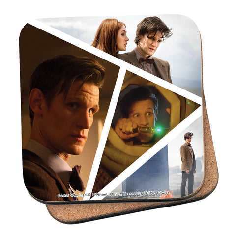 Eleventh Doctor Photographic Coaster