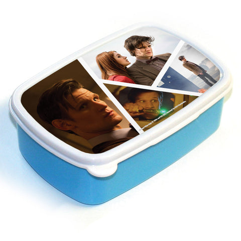 Eleventh Doctor Photographic Lunchbox