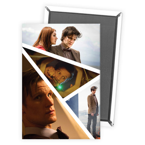 Eleventh Doctor Photographic Magnet
