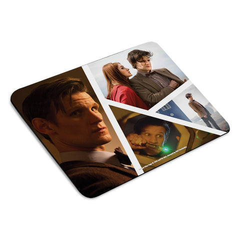 Eleventh Doctor Photographic Mousemat