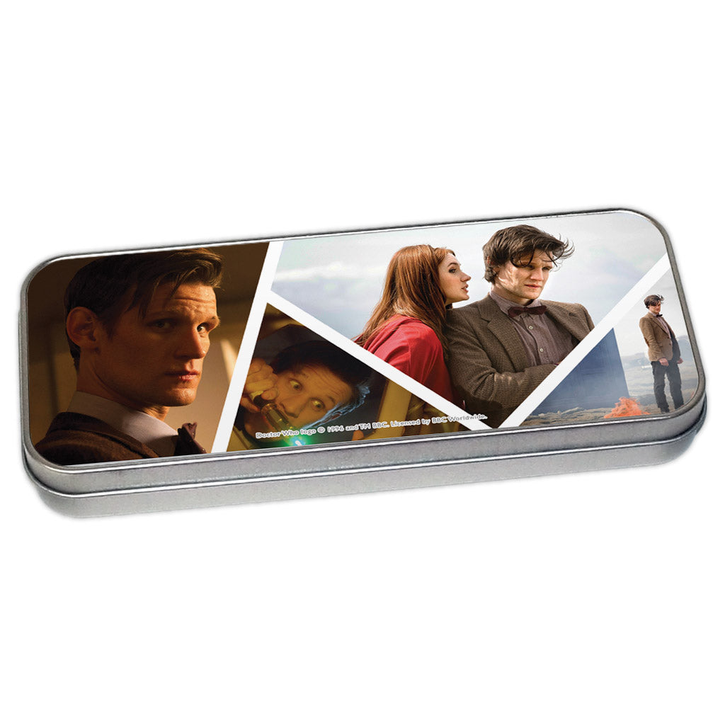 Eleventh Doctor Photographic Pencil Tin