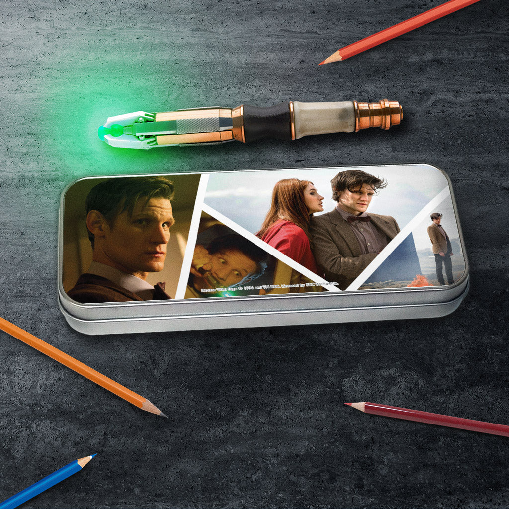 Eleventh Doctor Photographic Pencil Tin (Lifestyle)