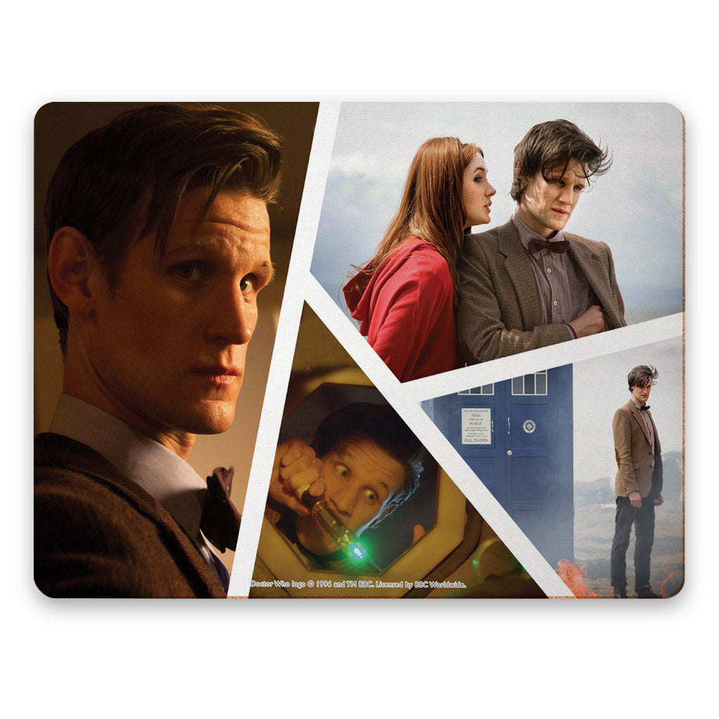 Eleventh Doctor Photographic Placemat