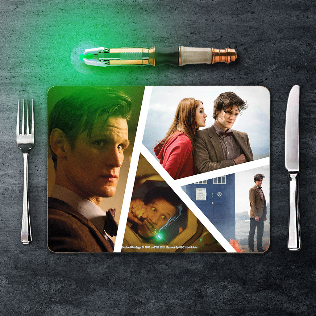Eleventh Doctor Photographic Placemat (Lifestyle)