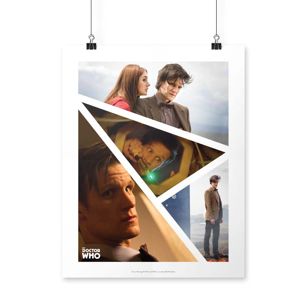 Eleventh Doctor Photographic Art Print