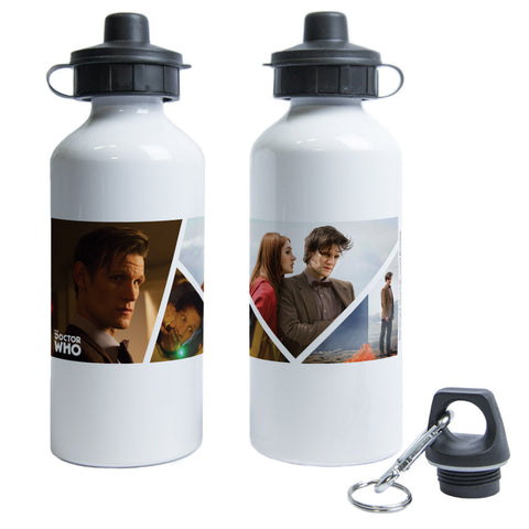 Eleventh Doctor Photographic Water Bottle