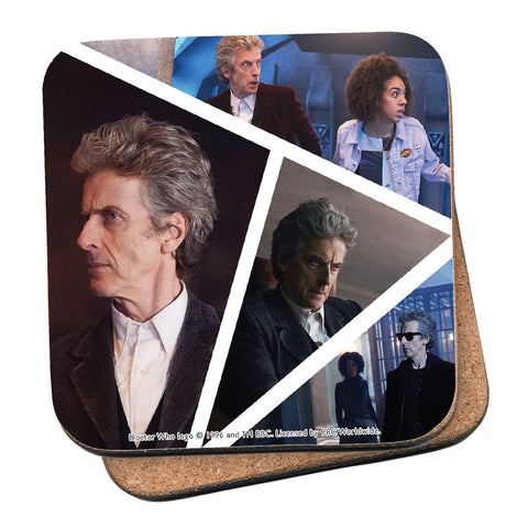 Twelfth Doctor Photographic Coaster