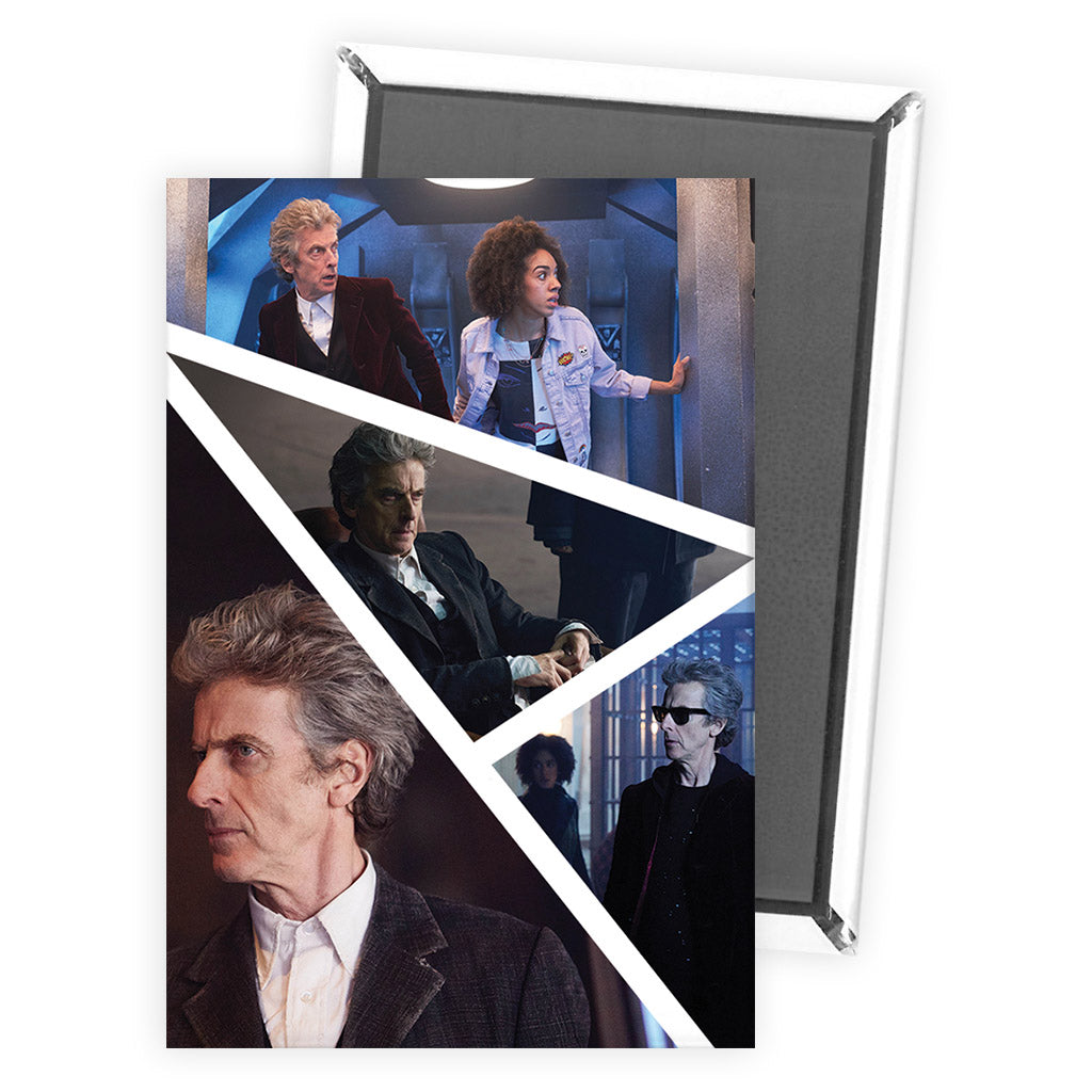 Twelfth Doctor Photographic Magnet