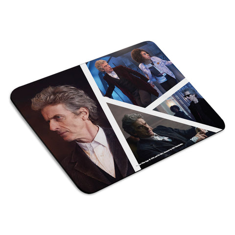 Twelfth Doctor Photographic Mousemat