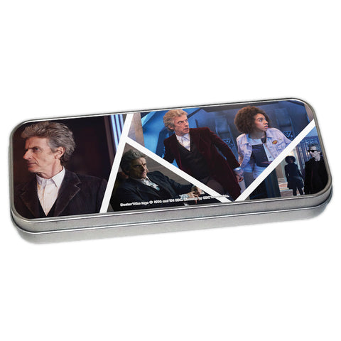 Twelfth Doctor Photographic Pencil Tin