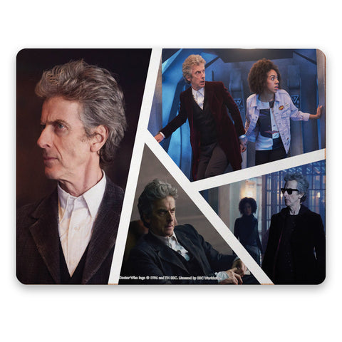 Twelfth Doctor Photographic Placemat