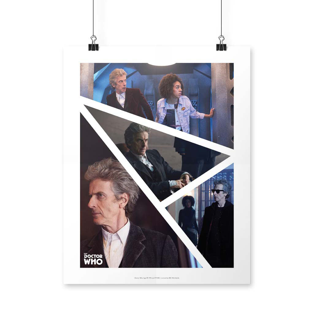 Twelfth Doctor Photographic Art Print