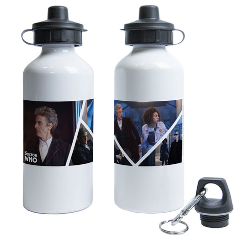 Twelfth Doctor Photographic Water Bottle