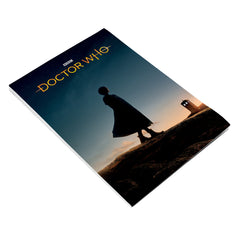 Thirteenth Doctor Photographic A5 Notepad