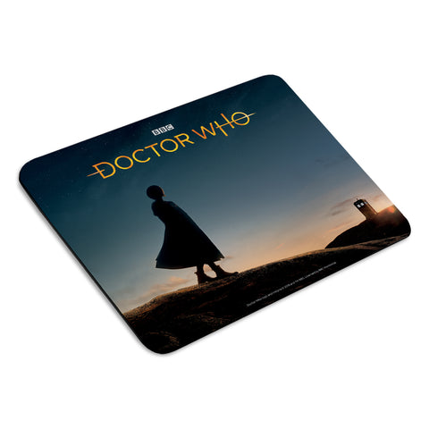 Thirteenth Doctor Photographic Mousemat