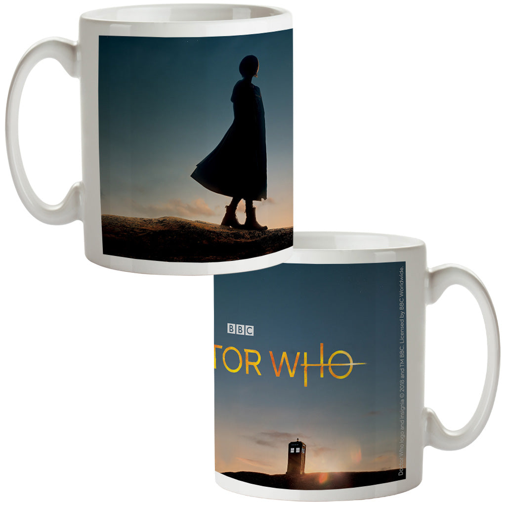 Thirteenth Doctor Photographic Mug