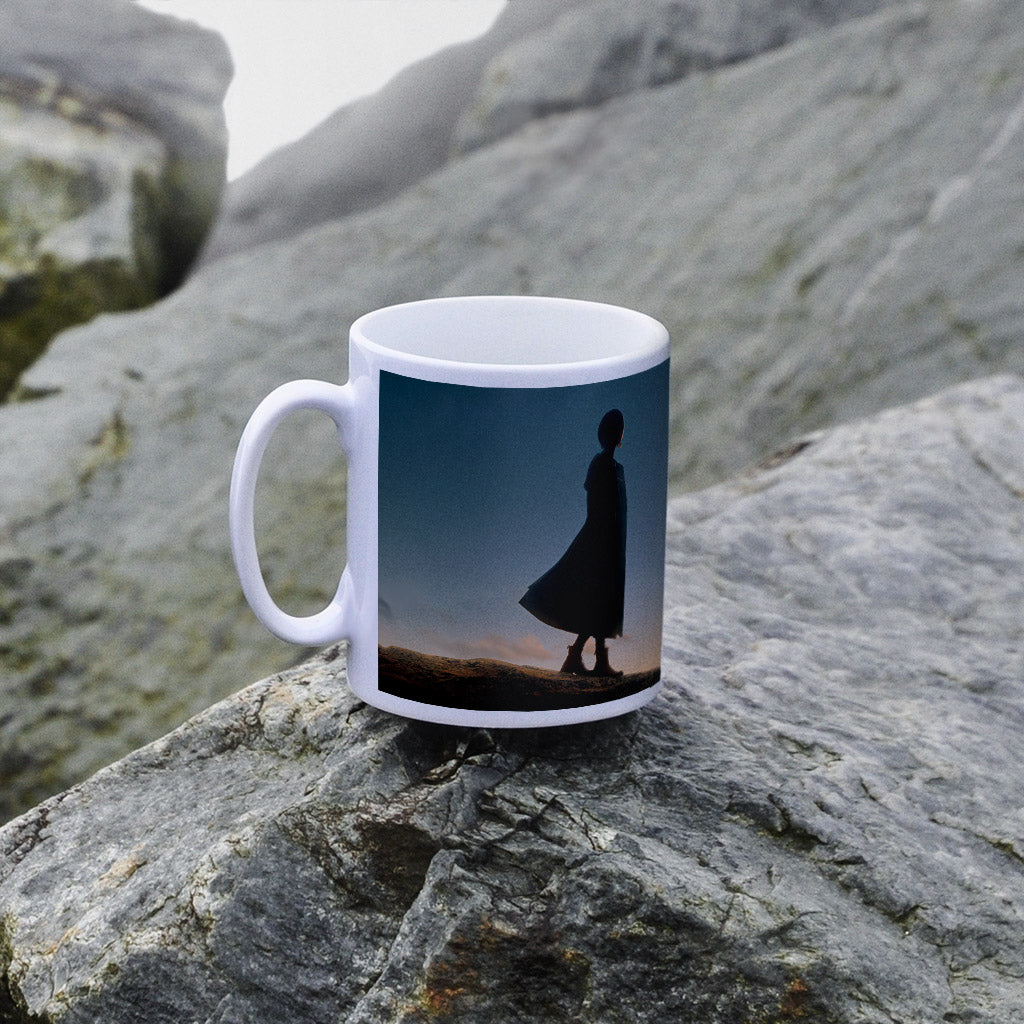 Thirteenth Doctor Photographic Mug (Lifestyle)