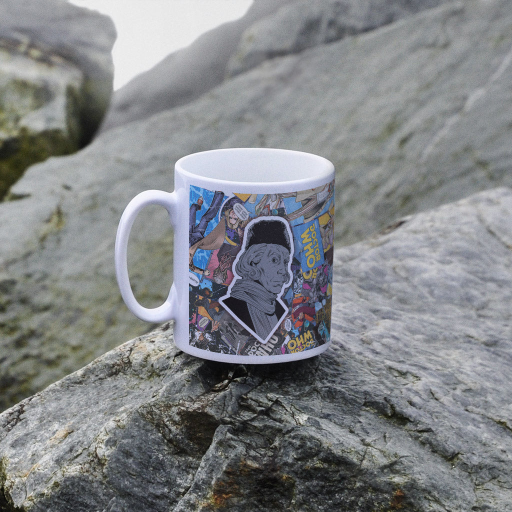 First Doctor Comic Mug (Lifestyle)