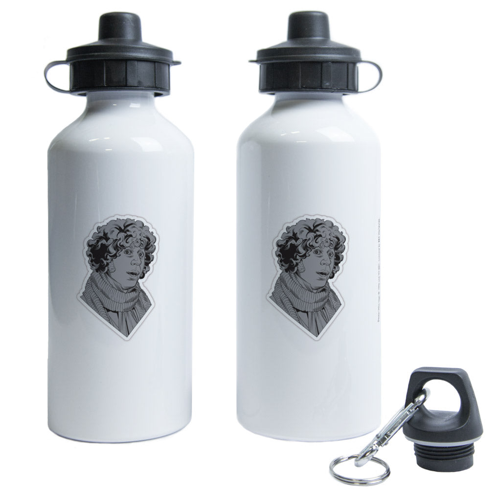 Fourth Doctor Comic Water Bottle