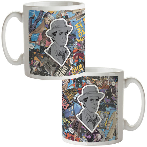 Seventh Doctor Comic Mug