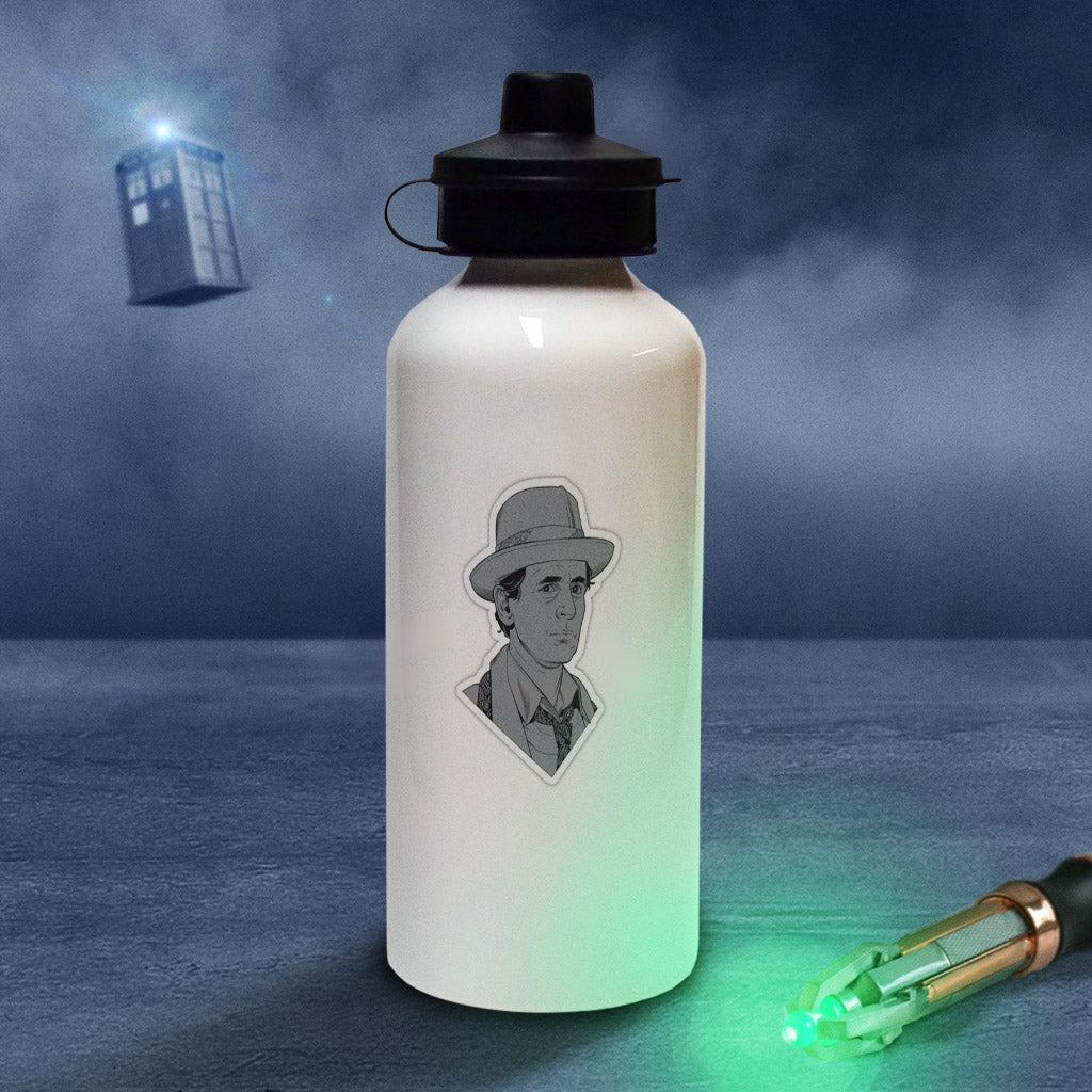Seventh Doctor Comic Water Bottle (Lifestyle)