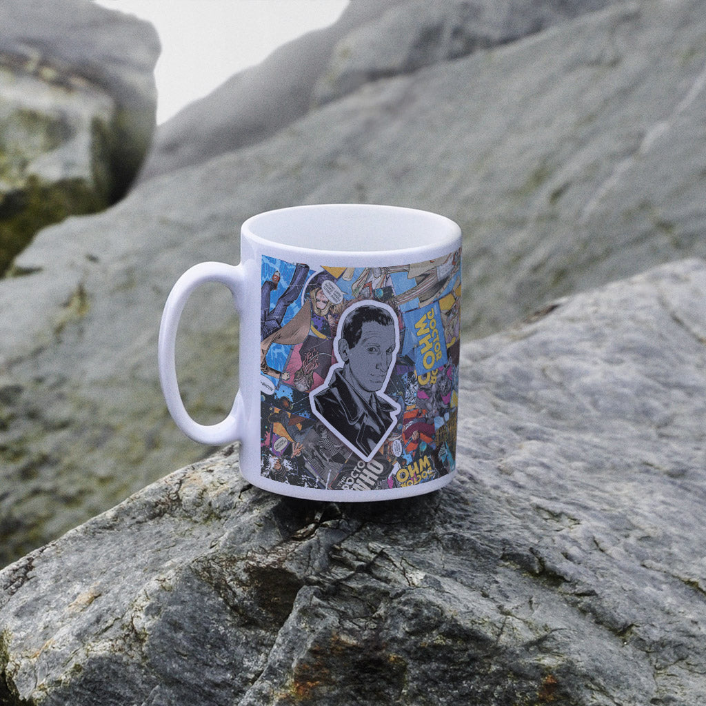 Ninth Doctor Comic Mug (Lifestyle)