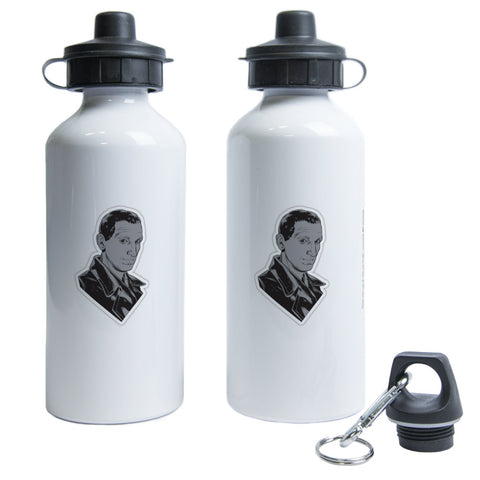 Ninth Doctor Comic Water Bottle