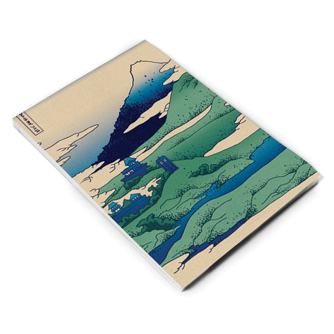 Doctor Who - Hokusai A5 Notepad