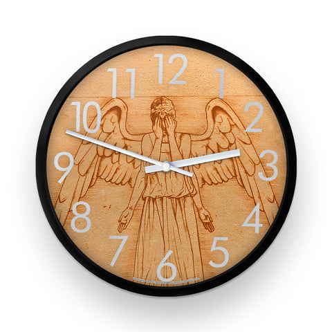 Weeping Angel - Da Vinci Clock